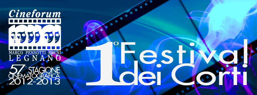 Banner 1° Festival dei Corti