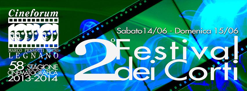 Banner 2° Festival dei Corti