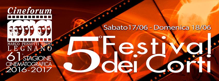 Banner 5° Festival dei Corti